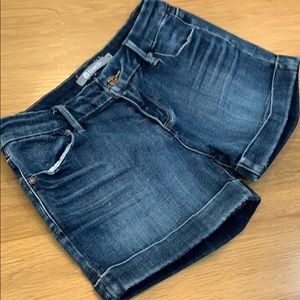 Tractor Girls Jean Shorts Size 12-14 ☀️